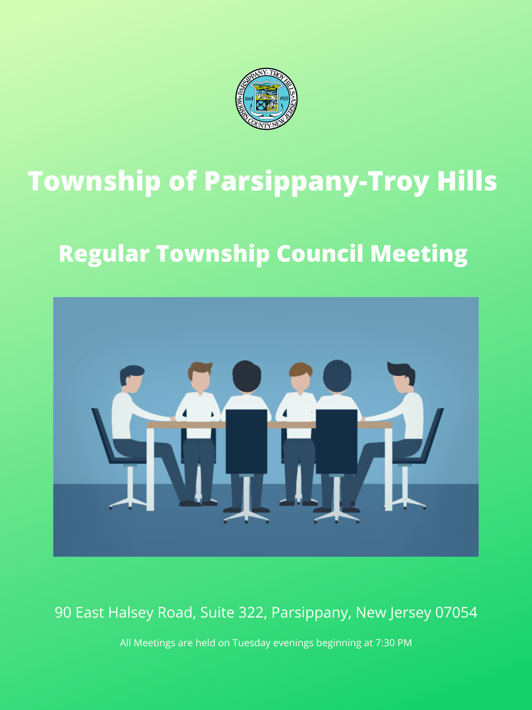 Township of Parsippany-Troy Hills EDA