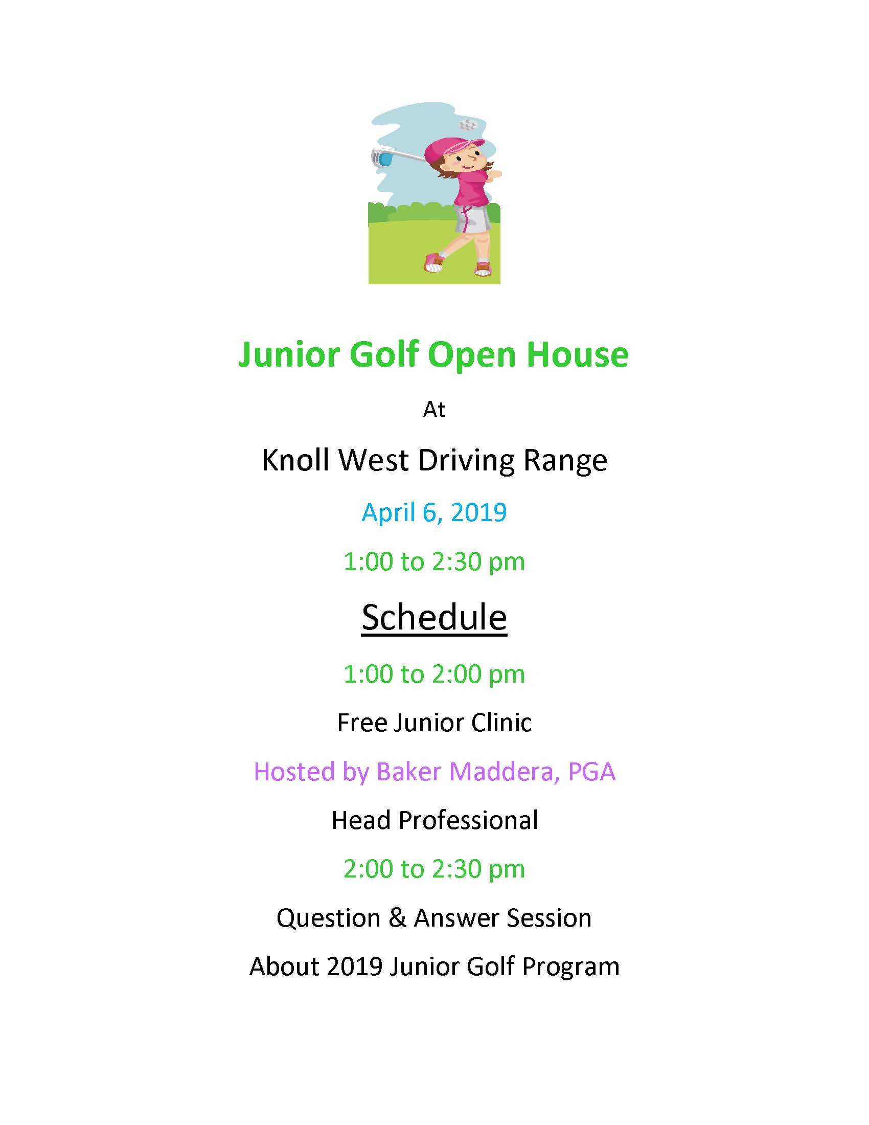 Junior Golf Open House_Page_1