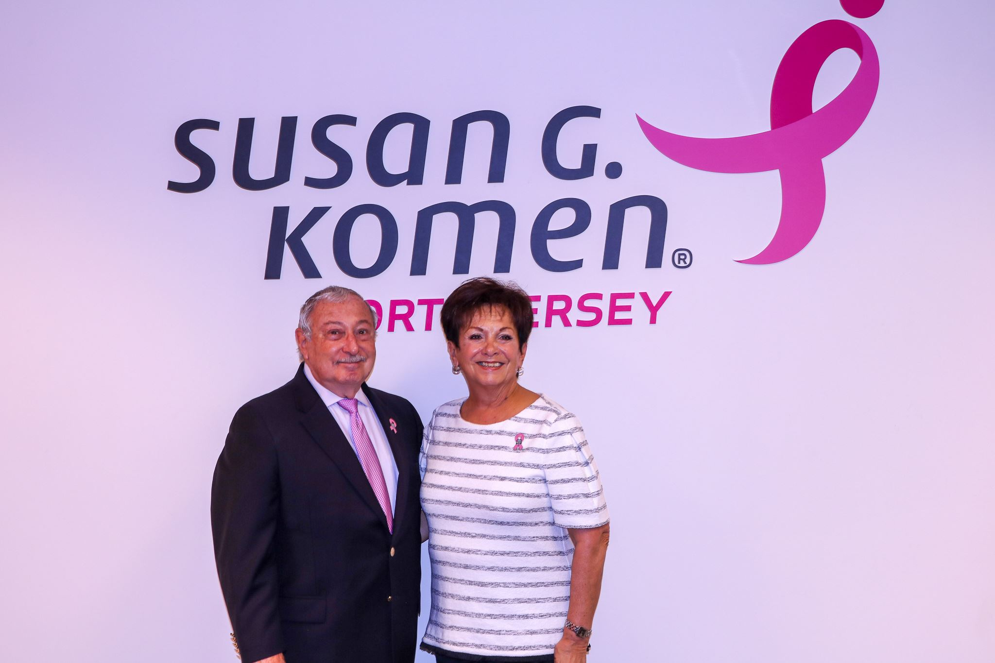 Councilwoman Gragnani at the Susan G. Komen Offices