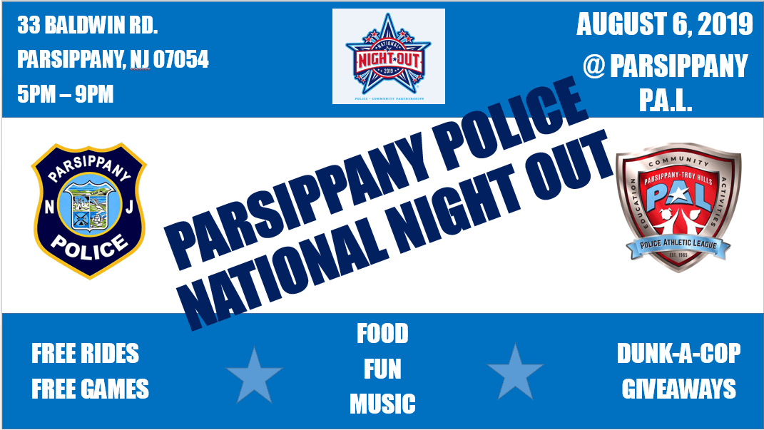 nat night out 2019